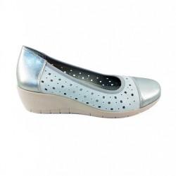 Zapatos salón vista lateral