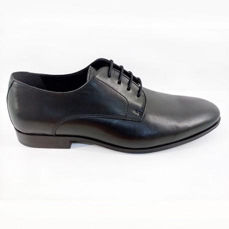 49f985ca574 Blucher de caballero piel negro Tolino A8085